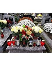 Jak udekorować groby na Święto Zmarłych?
