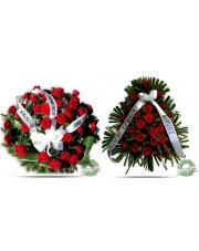 Jaki napis wybrać na szarfę przy wiązance pogrzebowej?
